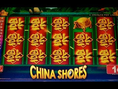 free online china shore slot machine games