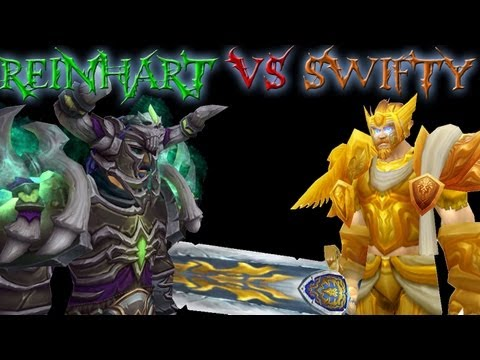 Death Knight PvP - UH Death Knight PvP: Reinhart vs Swifty (DK vs Warrior Duels) ft Swifty