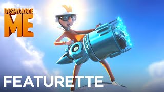 "Despicable Me - Featurette - ""How to be a Better Super-Villain"" - Illumination"