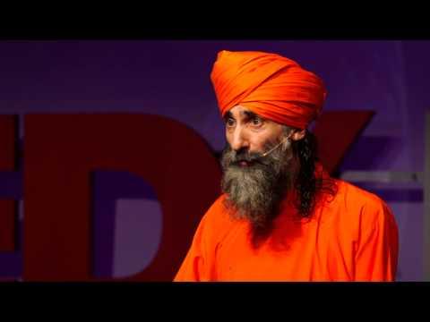 Consciousness -- the final frontier   Dada Gunamuktananda   TEDxNoosa 2014