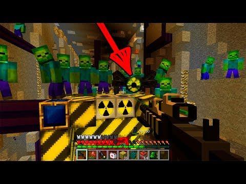 Разрушенная База ЗОНС! День 61. Зомби Апокалипсис в Майнкрафт