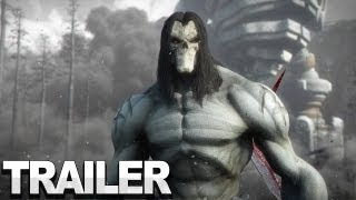 Darksiders II - Death Strikes Trailer (Part 2)