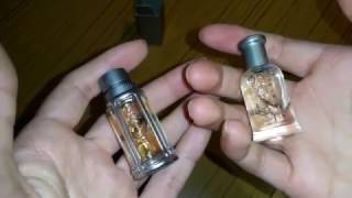 HUGO BOSS Collectible Miniatures Gift Set Unboxing