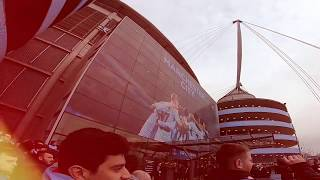 Manchester City -Liverpool ;1/4 Champions League,March 2018