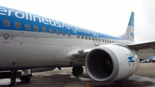 Vuelo De Buenos Aires A Bariloche Aerolineas Argentinas Boeing 737 700