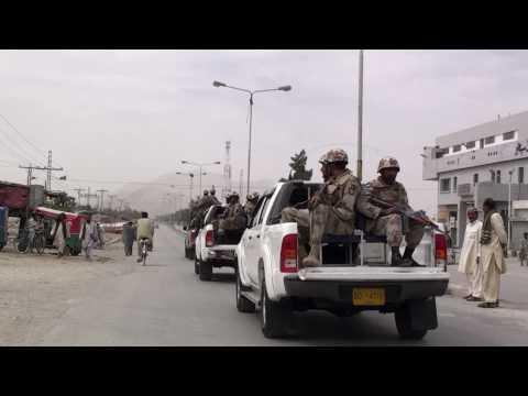 Spremsto v Pakistanu
