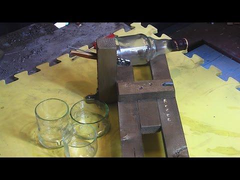 Бутылкорез для стеклянных бутылок своими руками (фото)