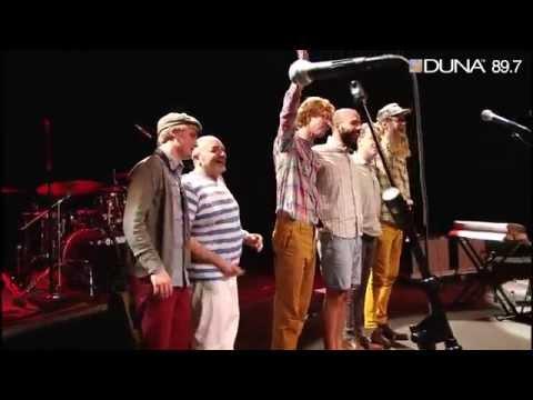 Radio Duna - Concierto exclusivo de Erlend Øye (2014)