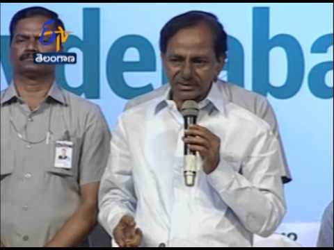 All Over India Huge Responce Of Swachh Hyderabad , Says Telangana CM KCR