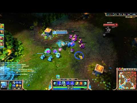 League of Legends - Flippy Floppy Fizz - Full Game Commentary