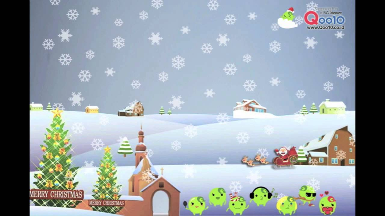 Merry Christmas... from Qoo10 Indonesia - YouTube