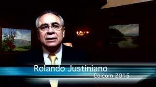 ROLANDO JUSTINIANO TAMBIEN EN COICOM 2015