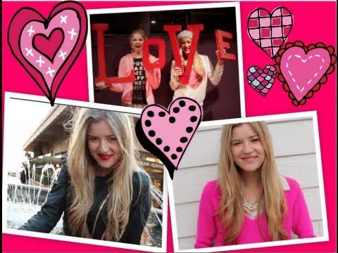 Single girls valentines day