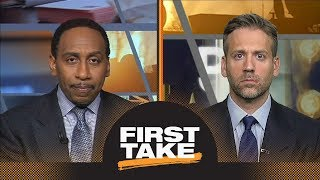 First Take reacts to Kevin Durant 'liking' comment bashing Russell Westbrook   First Take   ESPN