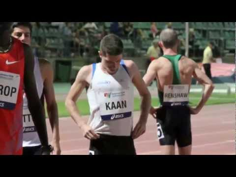 2012 Sydney Classic 800m men