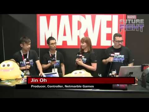 Marvel Future Fight, Marvel Live Broadcast - Comic Con 2015