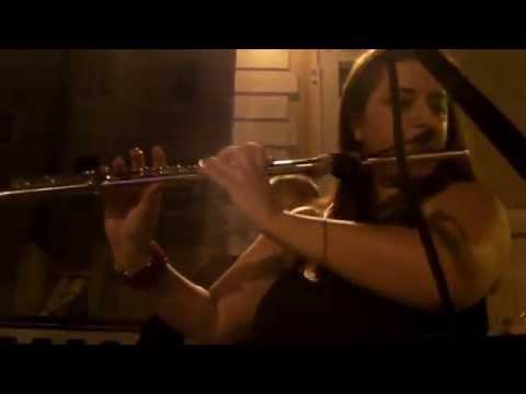 F.DE ANDRE Volta la Carta - live (video amatoriale)