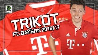 FC Bayern Home-Trikot 2016/17  Trikot-Review Folge 6