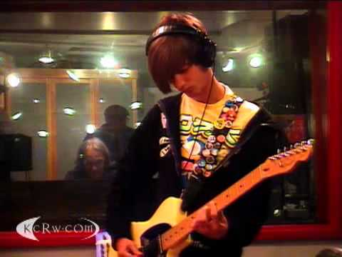 Bloc Party - Letter To My Son - Live on KCRW (2009)