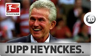 Jupp Heynckes - Top 10 Moments