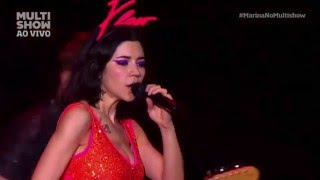 Marina and The Diamonds - Savages (Lollapalooza Brasil 2016)