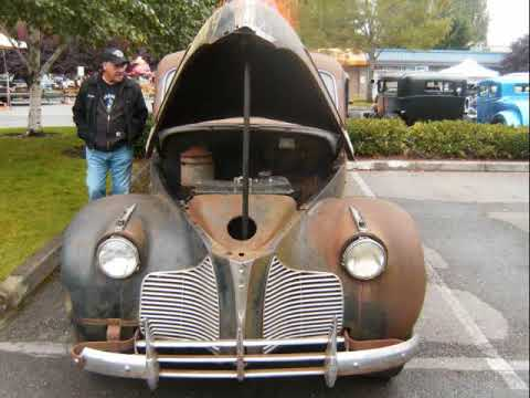 rat rod car show