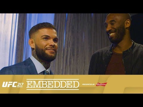 UFC 217 Embedded: Vlog Series - Episode 6