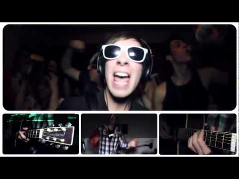 Lmfao - Party Rock Anthem (official Music Video Cover) - By Tim Whybrow video