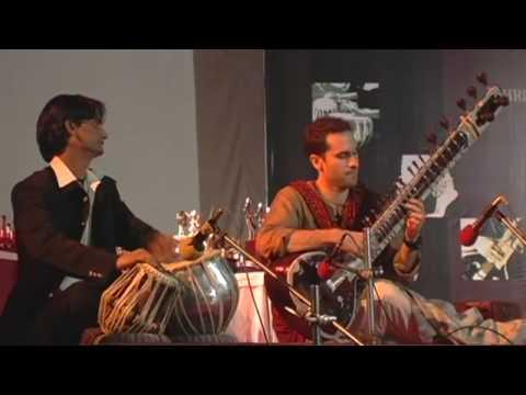 Andrew Mendelson, Sitar Performance Of Raag Hemant