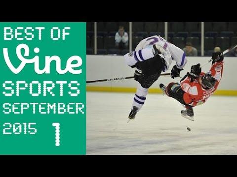 Best Sport Vines Special | Ice Hockey Hits September 2015 Week 1