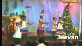 Christmas special dance by Calvary temple kids