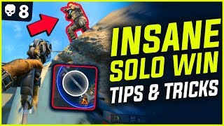 BLACKOUT : INSANE SOLO WIN - Tips & Tricks Commentary