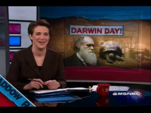 Darwin Day! (and the Flying Spaghetti Monster)