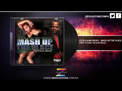 Cicile Ft. Mr Vergas - Mash Up The Place