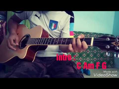 Belajar chord lagu demi waktu