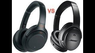 Sony WH-1000XM3 Why I returned them, WH-1000XM3 vs QC35 II