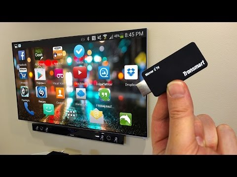 Tronsmart T1000 Miracast Dongle Review