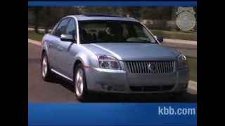 2008 Mercury Sable Review - Kelley Blue Book