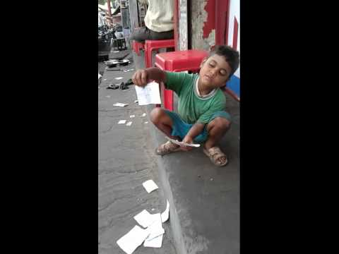 Magician child in india.jhansi Photo Image Pic