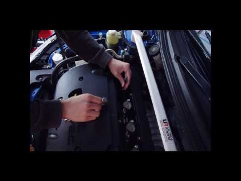 How to Change Spark Plugs - 08+ Lancer 2.0 & 2.4L