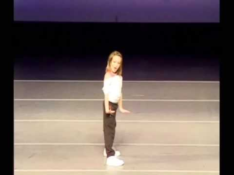 10 Year Old Hip Hop Dancer. Kassidy Chism; Amazing video