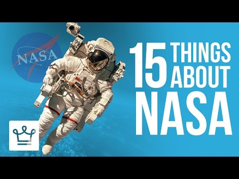15 Things You Didn't Know About NASA
