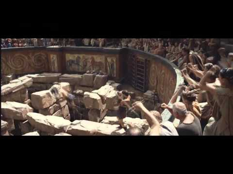 The Legend of Hercules: 2 v.s 2 Fight Scene and 1 v.s 6 Fight Scene (HD)