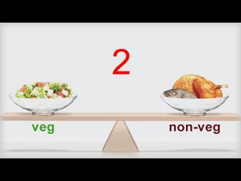 Veg and non-veg diet - a spiritual perspective (Part 2)
