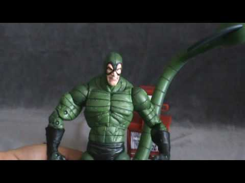 Toy Spot - Spiderman Classics Scorpion Figure