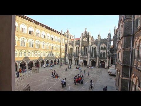 My College | St. Xavier's College - Mumbai