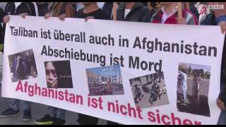 Afghan Refugees in Germany