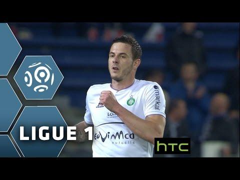 SC Bastia - AS Saint-Etienne (0-1)  - Résumé - (SCB - ASSE) / 2015-16
