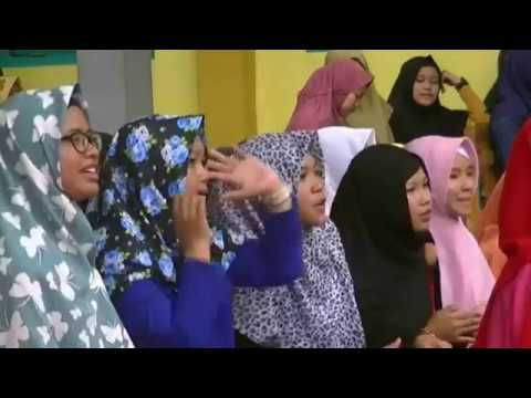 Gadis NU Memang Cantik Cantik      SMK Maarif Bersholawat