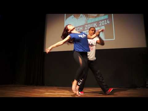 DIZC-2014 Larissa & Kadu ACD ~ video by Zouk Soul